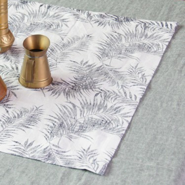 Leaf print Kitchen cloth